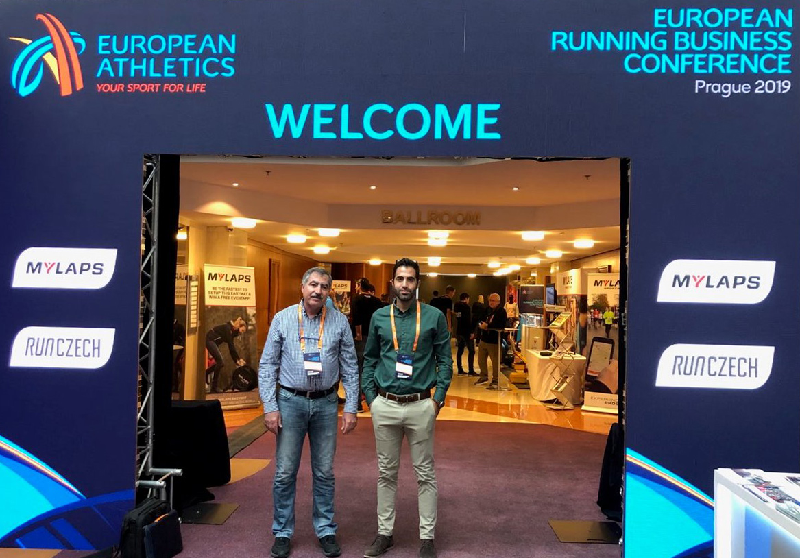 Η «Running in Cyprus» στο European Running Business Conference